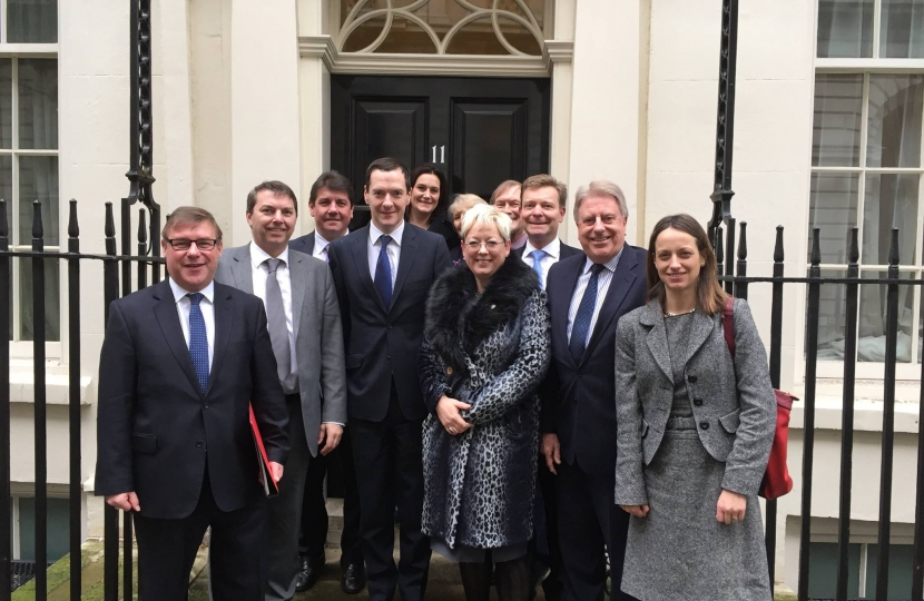 Meeting at No 11